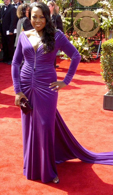 Star Jones, Husband At Arrivals For 57Th Annual Primetime Emmy Awards, The Shrine Auditorium, Los Angeles, Ca, September 18, 2005. Photo By Dee CerconeEverett Collection Celebrity - Item # VAREVC0518SPDDX003