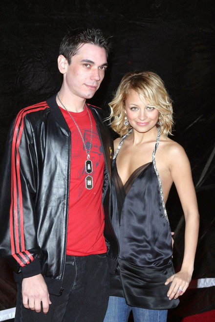 Dj Am, Nicole Richie At Arrivals For Sony Pret A Psp Playstation Portable Launch Party, Psp Style Park At The Pacific Design Center, Los Angeles, Ca, March 14, 2005. Photo By Effie NaddelEverett Collection Celebrity - Item # VAREVC0514MRCEZ080