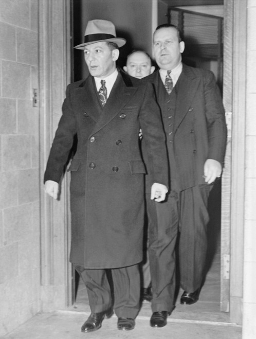 Louis 'Lepke' Buchalter History - Item # VAREVCHISL010EC271