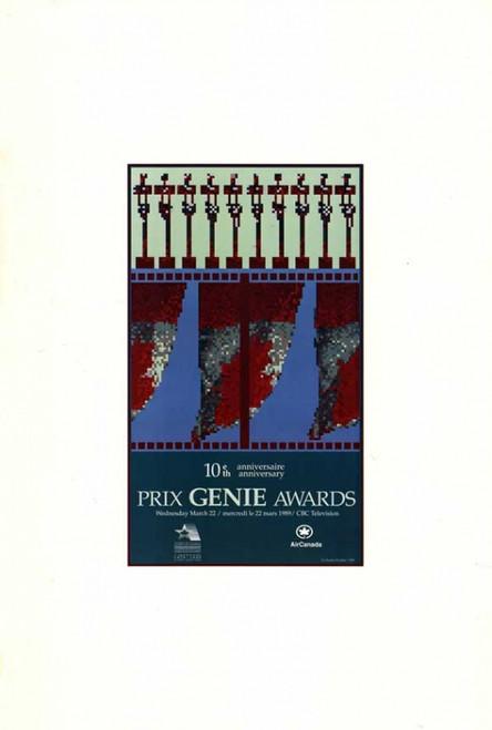 Prix Genie Awards Movie Poster Print (27 x 40) - Item # MOVEJ8820