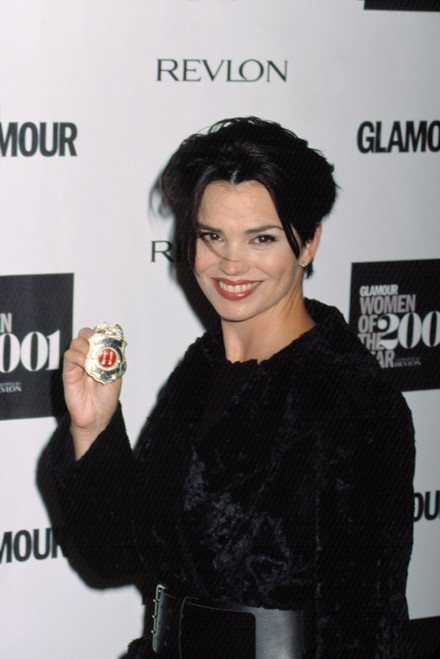 Karen Duffy At Glamour Women Of The Year Awards, Ny 10292001, By Cj Contino Celebrity - Item # VAREVCPSDKADUCJ002