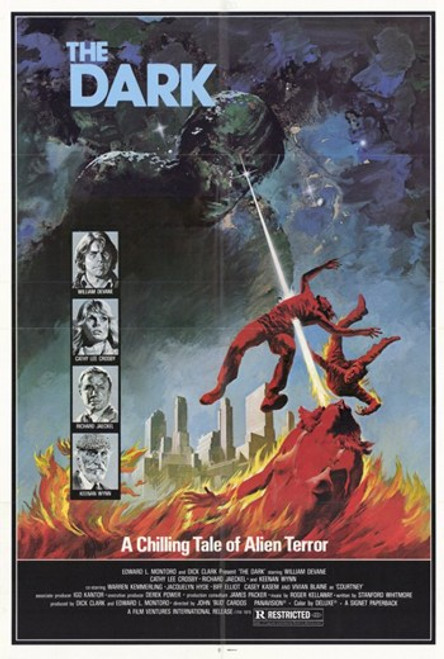 The Dark Movie Poster (11 x 17) - Item # MOV248613