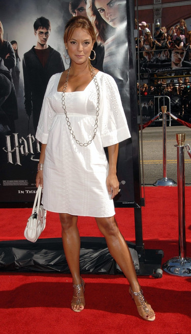 Eva Larue At Arrivals For Harry Potter And The Order Of The Phoenix Premiere, Grauman'S Chinese Theatre, Los Angeles, Ca, July 08, 2007. Photo By Dee CerconeEverett Collection Celebrity - Item # VAREVC0708JLBDX010