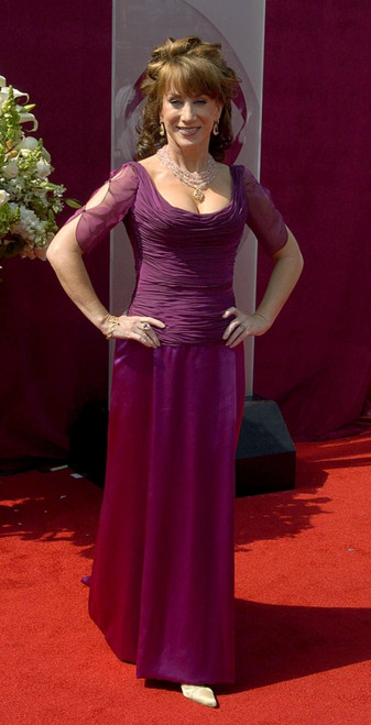 Kathy Griffin At Arrivals For 57Th Annual Primetime Emmy Awards, The Shrine Auditorium, Los Angeles, Ca, September 18, 2005. Photo By Dee CerconeEverett Collection Celebrity - Item # VAREVC0518SPDDX001