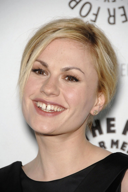 Anna Paquin At Arrivals For True Blood At Paley Fest 2009, Arclight Cinerama Dome, Los Angeles, Ca April 13, 2009. Photo By Michael GermanaEverett Collection Celebrity - Item # VAREVC0913APBGM036