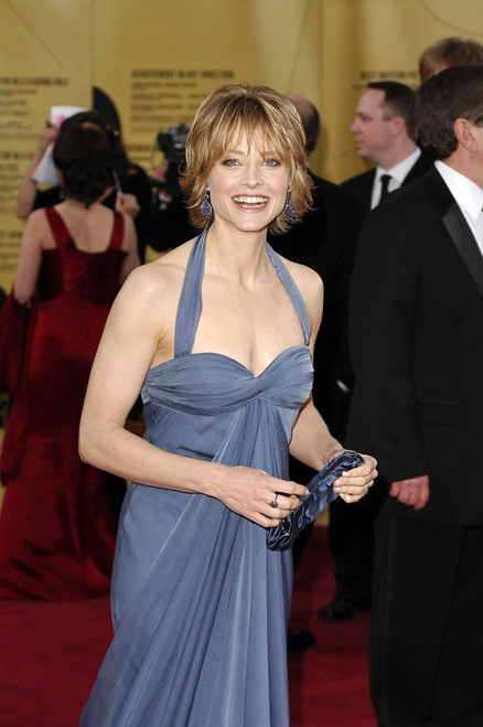 Jodie Foster At Arrivals For Oscars 79Th Annual Academy Awards - Arrivals  , The Kodak Theatre, Los Angeles, Ca, February 25, 2007. Photo By Michael GermanaEverett Collection Celebrity - Item # VAREVC0725FBAGM028