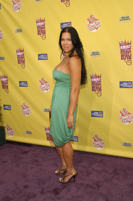 Joanie 'Chyna' Laurer At Arrivals For Flava Flav Roast By Comedy Central, The Warner Brothers Lot, Los Angeles, Ca, July 22, 2007. Photo By Tony GonzalezEverett Collection Celebrity - Item # VAREVC0722JLDGO009