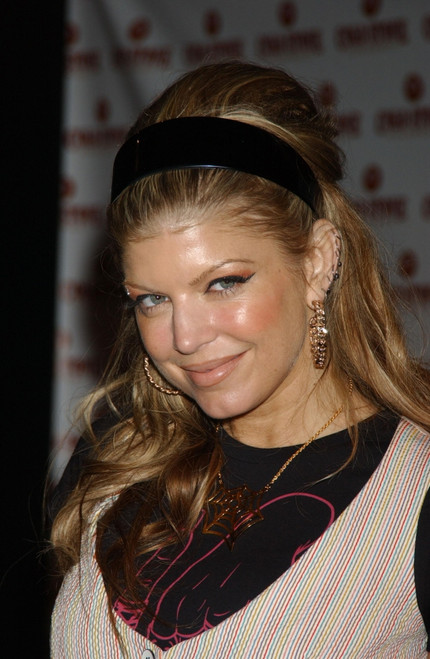 Fergie At The Press Conference For Cold Stone Creamery Shake It Up Dance Contest Finals, Madame Tussauds Times Square, New York, Ny, August 30, 2006. Photo By Kristin CallahanEverett Collection Celebrity - Item # VAREVC0630AGFKH008