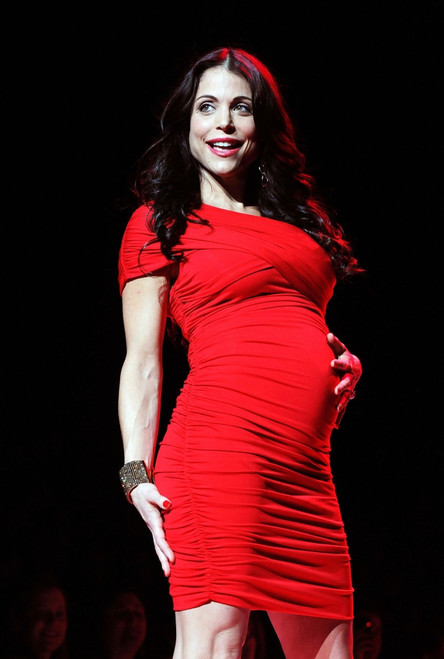 Bethenny Frankel In Attendance For The Heart Truth'S Red Dress Collection 2010 Fashion Show, Bryant Park Tent, New York, Ny February 11, 2010. Photo By Desiree NavarroEverett Collection Celebrity - Item # VAREVC1011FBHNZ008