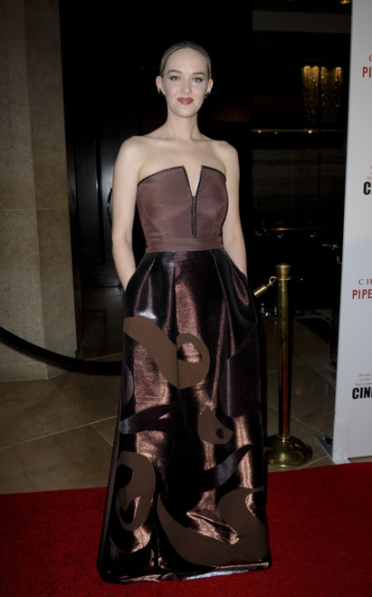 Jess Weixler In Attendance For The 28Th Annual American Cinematheque Award To Matthew Mcconaughey, The Beverly Hilton Hotel, Beverly Hills, Ca October 21, 2014. Photo By Elizabeth GoodenoughEverett Collection Celebrity - Item # VAREVC1421O02UH035