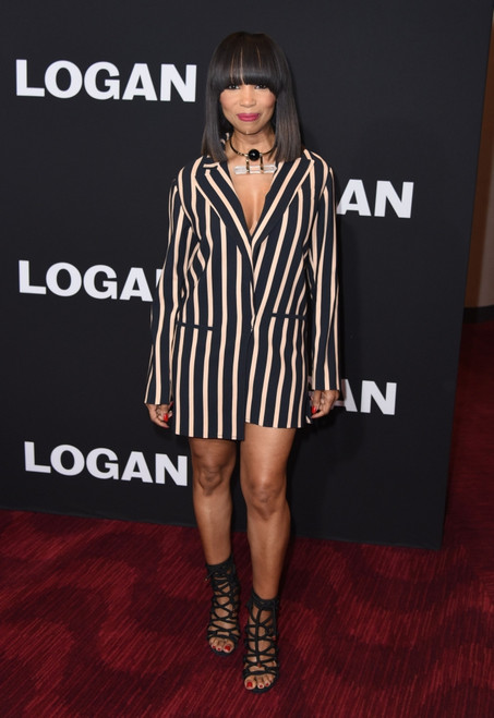 Elise Neal At Arrivals For Logan Premiere, Jazz At Lincoln Center'S Frederick P. Rose Hall, New York, Ny February 24, 2017. Photo By Derek StormEverett Collection Celebrity - Item # VAREVC1724F03XQ049