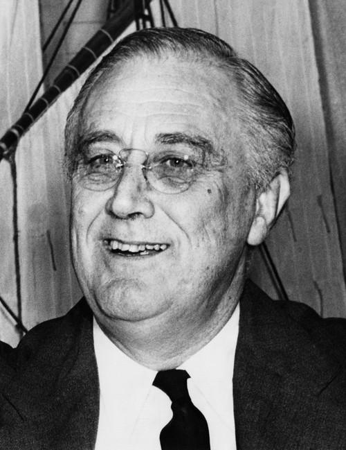 President Franklin D. Roosevelt History - Item # VAREVCHBDFRROEC126