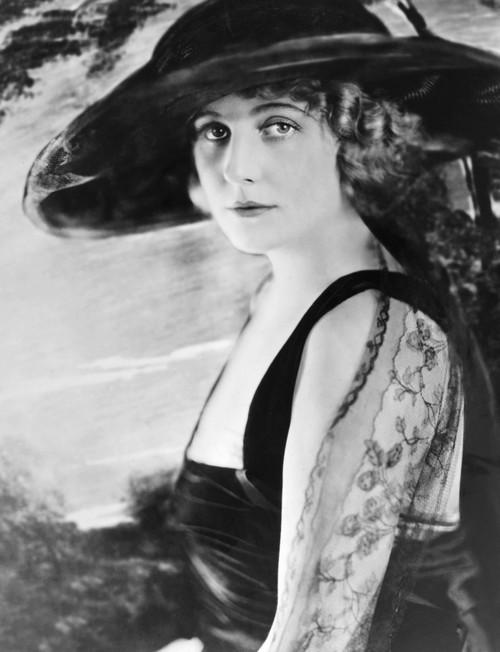 Edna Purviance Portrait - Item # VAREVCPBDEDPUEC019