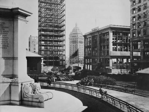 New Construction At Geary & Stockton Streets History - Item # VAREVCHISL046EC213