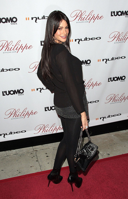 Sofia Vergara At Arrivals For L'Uomo Vogue Cover Launch Party, Philippe West Hollywood, Los Angeles, Ca October 12, 2009. Photo By Adam OrchonEverett Collection Celebrity - Item # VAREVC0912OCDDH017