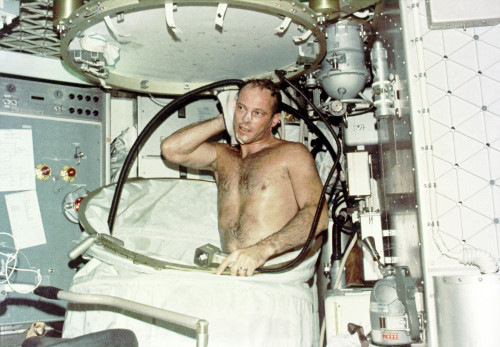 Astronaut Jack R. Lousma History - Item # VAREVCHISL034EC137