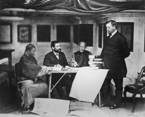Minister Frederick Low History - Item # VAREVCHISL046EC422