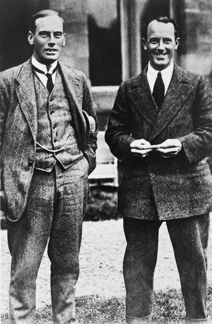 Harry Hawker And Kenneth Grieve History - Item # VAREVCHISL043EC124