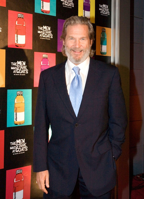 Jeff Bridges At Arrivals For The Men Who Stare At Goats North American Premiere Party, Glaceau Vitaminwater House, Toronto, On September 11, 2009. Photo By Ashley HutchesonEverett Collection Celebrity - Item # VAREVC0911SPEHU002