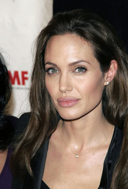 Angelina Jolie At Arrivals For International Women'S Media Foundation 2007 Courage In Journalism Awards, Beverly Hills Hotel, Los Angeles, Ca, October 30, 2007. Photo By Adam OrchonEverett Collection Celebrity - Item # VAREVC0730OCBDH013