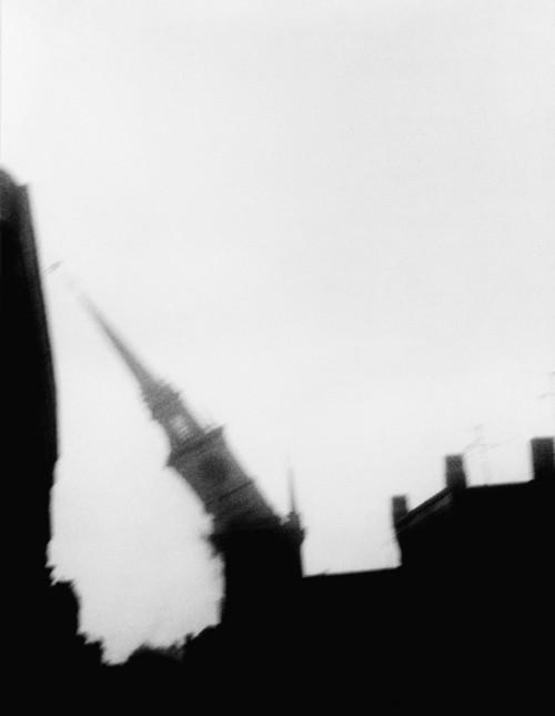 Steeple Of The Historic Old North Church In Boston Toppling On August 31 History - Item # VAREVCHISL011EC290