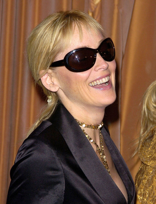 Sharon Stone At Arrivals For 3Rd Annual Hollywood Bag Lady Lupus Luncheon, Beverly Hills Hotel, Los Angeles, Ca, Wednesday, November 16, 2005. Photo By David LongendykeEverett Collection Celebrity - Item # VAREVC0516NVBVK017