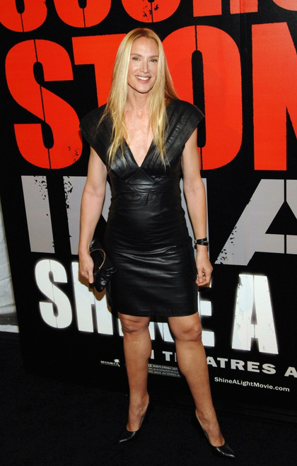 Kelly Lynch At Arrivals For Shine A Light Premiere, Clearview'S Ziegfeld Theater, New York, Ny, March 30, 2008. Photo By Slaven VlasicEverett Collection Celebrity - Item # VAREVC0830MRCPV007
