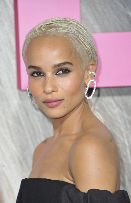Zoe Kravitz At Arrivals For Big Little Lies Premiere On Hbo, Tcl Chinese Theatre, Los Angeles, Ca February 7, 2017. Photo By Elizabeth GoodenoughEverett Collection Celebrity - Item # VAREVC1707F07UH067
