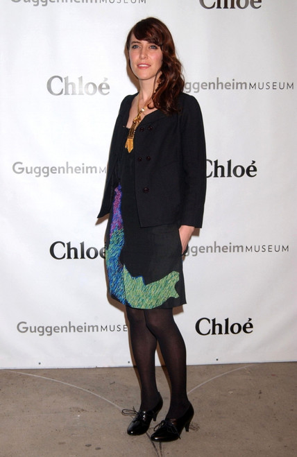 Leslie Feist At Arrivals For Guggenheim Young Collectors Council Artist'S Ball, Solomon R. Gugg Enheim Museum, New York, Ny, December 13, 2007. Photo By Kristin CallahanEverett Collection Celebrity - Item # VAREVC0713DCCKH020