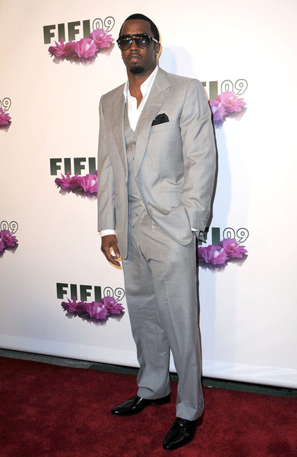 Sean Diddy Combs At Arrivals For 37Th Annual Fifi Awards, The Downtown Armory, New York, Ny May 27, 2009. Photo By Kristin CallahanEverett Collection Celebrity - Item # VAREVC0927MYDKH071