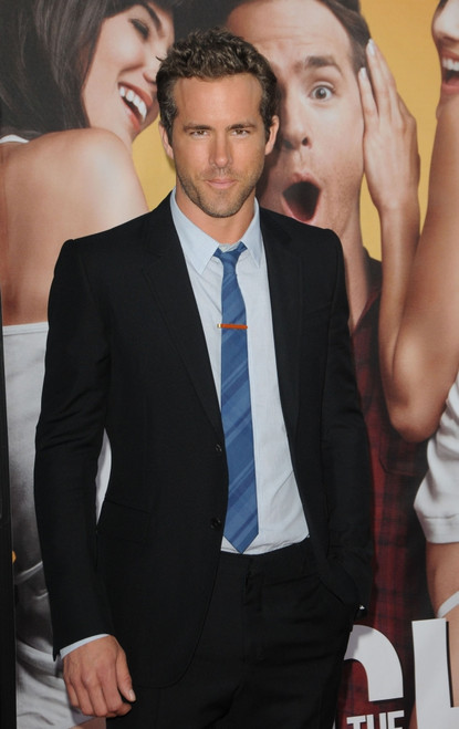 Ryan Reynolds At Arrivals For The Change-Up Premiere, Village Theatre In Westwood, Los Angeles, Ca August 1, 2011. Photo By Dee CerconeEverett Collection Celebrity - Item # VAREVC1101G03DX035