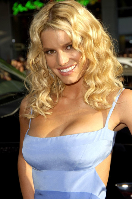 Jessica Simpson At Arrivals For The Dukes Of Hazzard Premiere, Grauman'S Chinese Theatre, Los Angeles, Ca, July 28, 2005. Photo By Michael GermanaEverett Collection Celebrity - Item # VAREVC0528JLAGM015