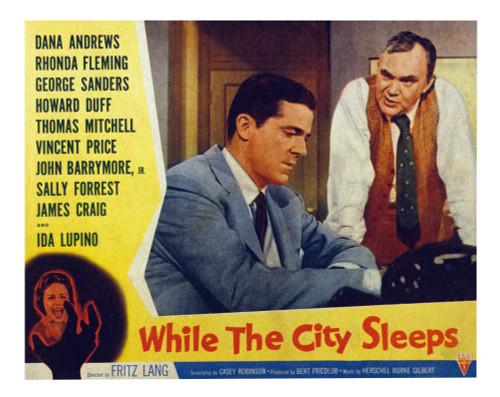 While The City Sleeps Still - Item # VAREVCMSDWHTHEC154