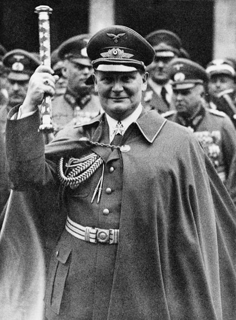 Hermann Goering History - Item # VAREVCHISL013EC004
