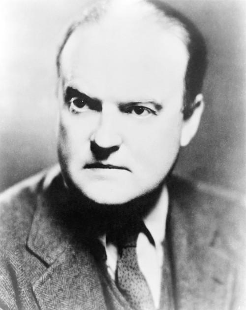 Edmund Wilson Editor And Prominent Literary Critic History - Item # VAREVCHISL004EC209