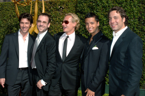Queer Eye For The Straight Guy Cast At Arrivals For 2005 Creative Arts Emmy Awards, The Shrine Auditorium, Los Angeles, Ca, September 11, 2005. Photo By David LongendykeEverett Collection Celebrity - Item # VAREVC0511SPJVK006