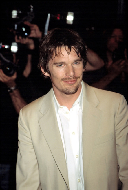 Ethan Hawke At The Premiere Of Chelsea Walls, Nyc, 4172002, By Cj Contino. Celebrity - Item # VAREVCPSDETHACJ005
