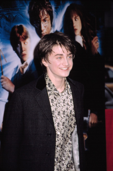 Daniel Radcliffe At Harry Potter & The Chamber Of Secrets, Ny 11102002, By Cj Contino Celebrity - Item # VAREVCPSDDARACJ005