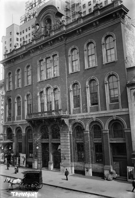 New York City. Tammany Hall History - Item # VAREVCHCDLCGCEC572