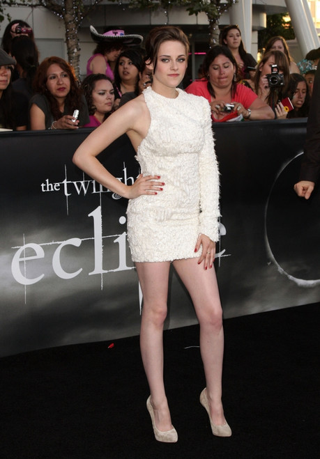 Kristen Stewart At Arrivals For The Twilight Saga Eclipse Premiere, Nokia Theatre L.A. Live, Los Angeles, Ca June 24, 2010. Photo By Adam OrchonEverett Collection Celebrity - Item # VAREVC1024JNBDH001