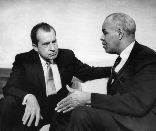1969 Us Presidency History - Item # VAREVCPBDRINIEC088