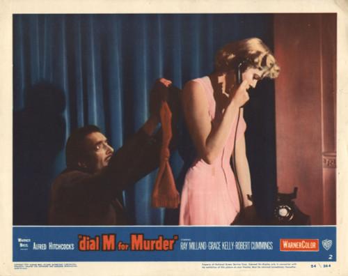Dial M For Murder Still - Item # VAREVCMCDDIMFEC003