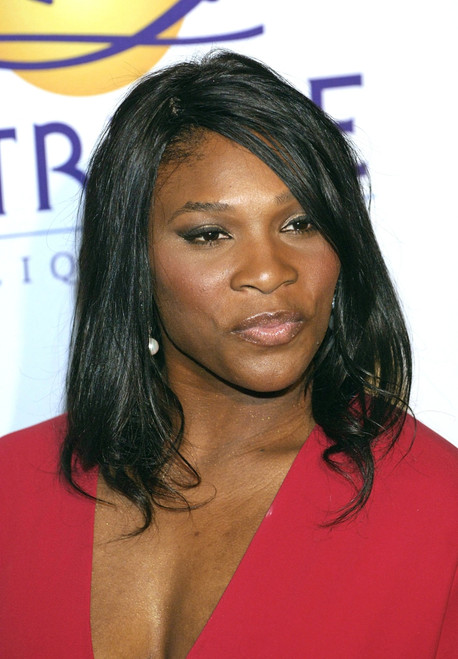 Serena Williams At Arrivals For Clive Davis Pre-Grammy Party, Beverly Hilton Hotel, Los Angeles, Ca, February 09, 2008. Photo By Jared MilgrimEverett Collection Celebrity - Item # VAREVC0809FBAMQ027