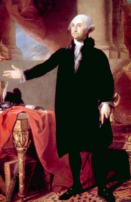 George Washington History - Item # VAREVCP4DGEWAEC014