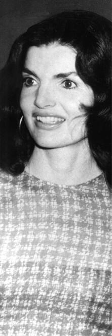 Jacqueline Kennedy. Courtesy Csu Archives  Everett Collection History - Item # VAREVCPBDJOKECS011