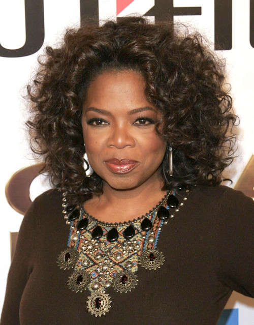 Oprah Winfrey At Arrivals For The Great Debaters Premiere, Arclight Cinerama Dome, Los Angeles, Ca, December 11, 2007. Photo By Adam OrchonEverett Collection Celebrity - Item # VAREVC0711DCADH008