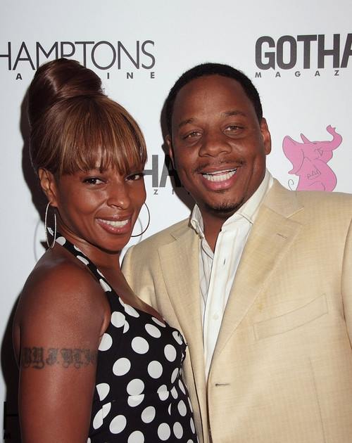 Mary J. Blige, Kendu Isaacs At Arrivals For Candids - Saturday Night At The Pink Elephant, Pink Elephant Night Club, Southampton, Ny, June 09, 2007. Photo By Rob RichEverett Collection Celebrity - Item # VAREVC0709JNEOH002