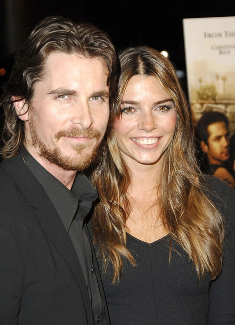 Christian Bale, Sibi Blazic At Arrivals For Premiere Of Harsh Times, Crest Theatre In Westwood, Los Angeles, Ca, November 05, 2006. Photo By Michael GermanaEverett Collection Celebrity - Item # VAREVC0605NVCGM009