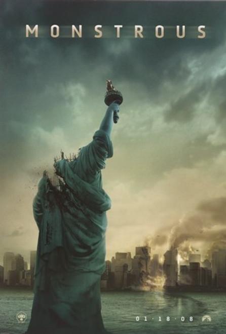 Cloverfield Movie Poster (11 x 17) - Item # MOV403136