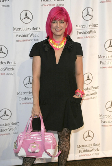 Tarina Tarantino At Arrivals For Day 1 - Arrivals At Mercedes-Benz L.A. Fashion Week, Smashbox Studios, Los Angeles, Ca, October 14, 2007. Photo By Adam OrchonEverett Collection Celebrity - Item # VAREVC0714OCCDH012